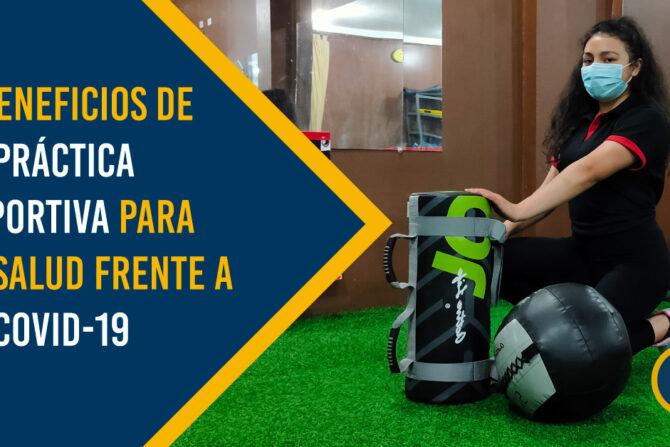 5 beneficios de la práctica deportiva para la salud frente a la Covid-19